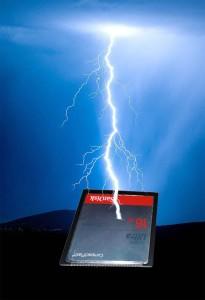 Lightning-CF-Card