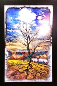 Framed 24x36 Print